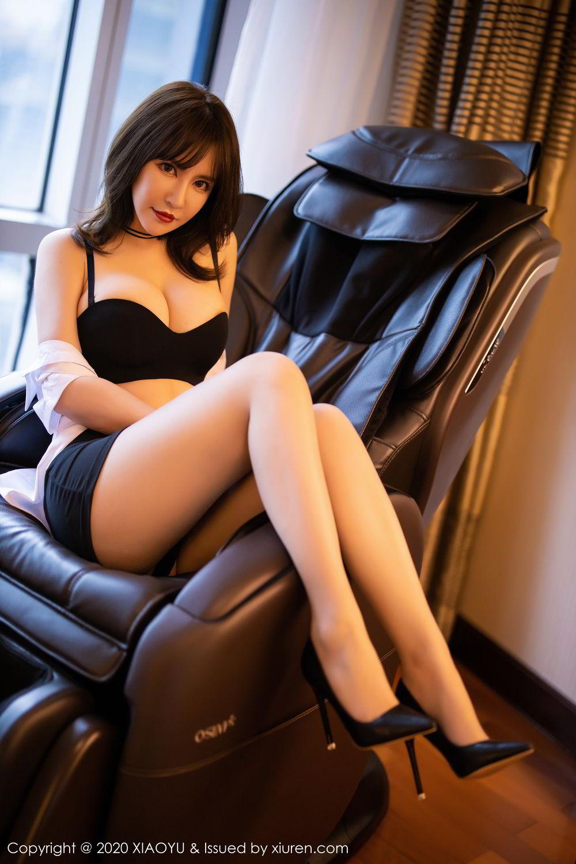 [XiaoYu] Vol.288 Xia Xiao Ya 45P, Underwear, Uniform, Xia Xi Zi, XiaoYu