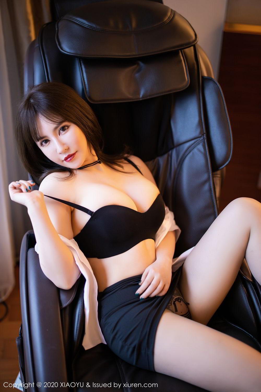 [XiaoYu] Vol.288 Xia Xiao Ya 47P, Underwear, Uniform, Xia Xi Zi, XiaoYu