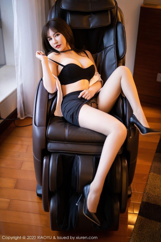 [XiaoYu] Vol.288 Xia Xiao Ya 48P, Underwear, Uniform, Xia Xi Zi, XiaoYu