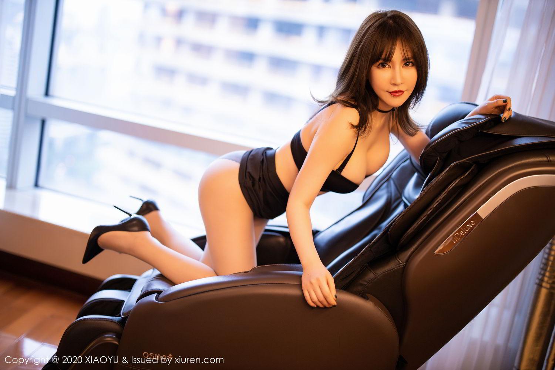 [XiaoYu] Vol.288 Xia Xiao Ya 54P, Underwear, Uniform, Xia Xi Zi, XiaoYu
