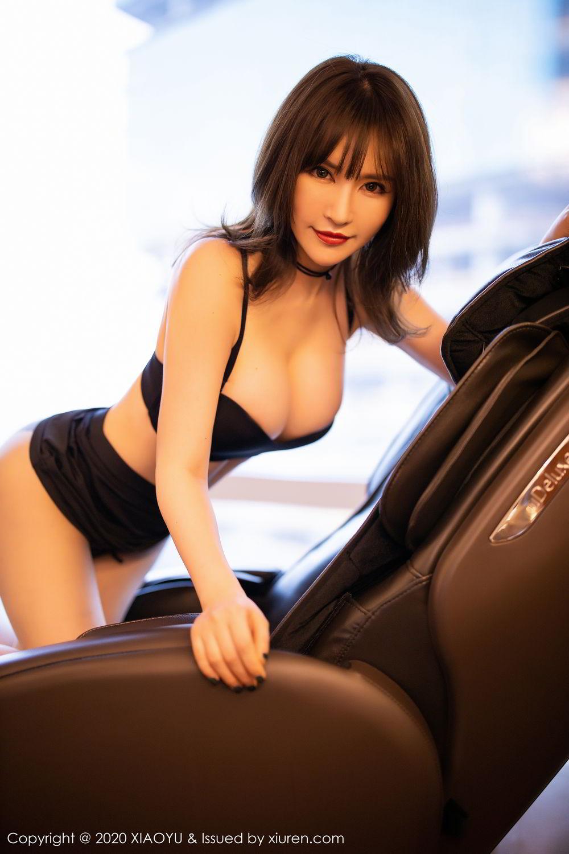 [XiaoYu] Vol.288 Xia Xiao Ya 55P, Underwear, Uniform, Xia Xi Zi, XiaoYu