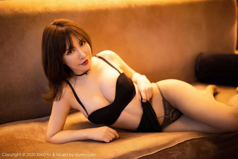 [XiaoYu] Vol.288 Xia Xiao Ya 65P, Underwear, Uniform, Xia Xi Zi, XiaoYu