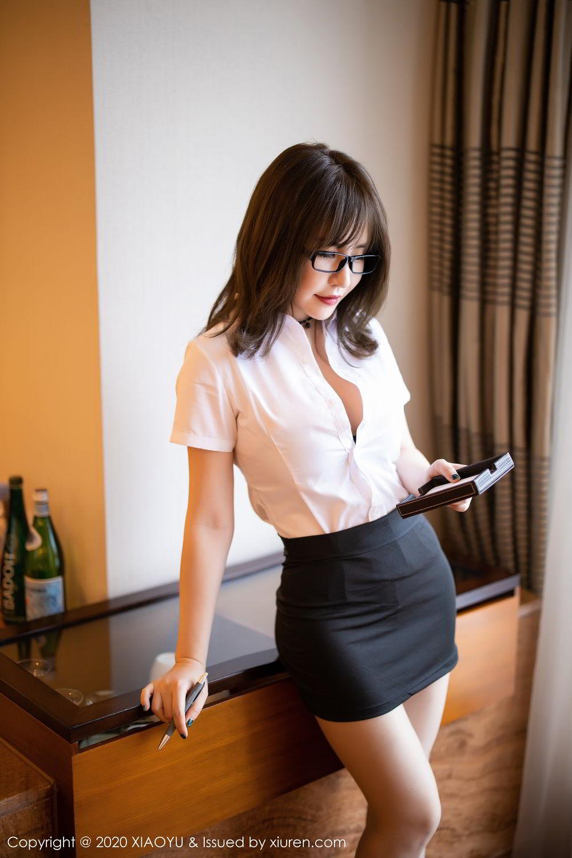 [XiaoYu] Vol.288 Xia Xiao Ya 9P, Underwear, Uniform, Xia Xi Zi, XiaoYu