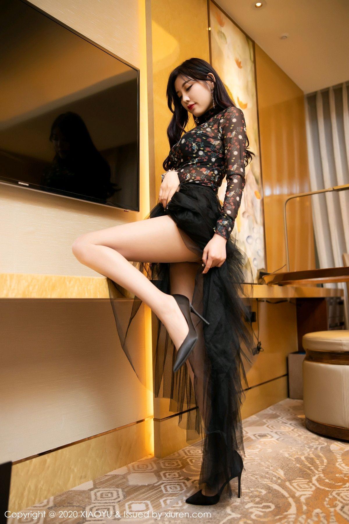 [XiaoYu] Vol.289 Yang Chen Chen 1P, Underwear, XiaoYu, Yang Chen Chen