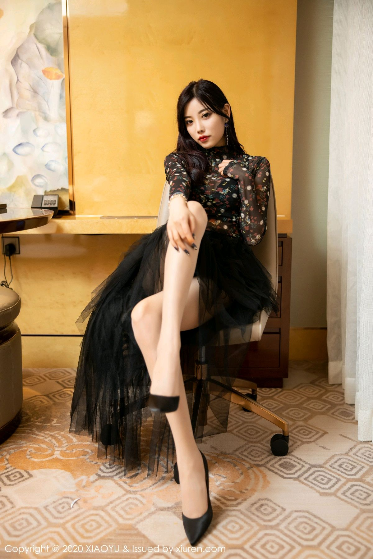 [XiaoYu] Vol.289 Yang Chen Chen 23P, Underwear, XiaoYu, Yang Chen Chen