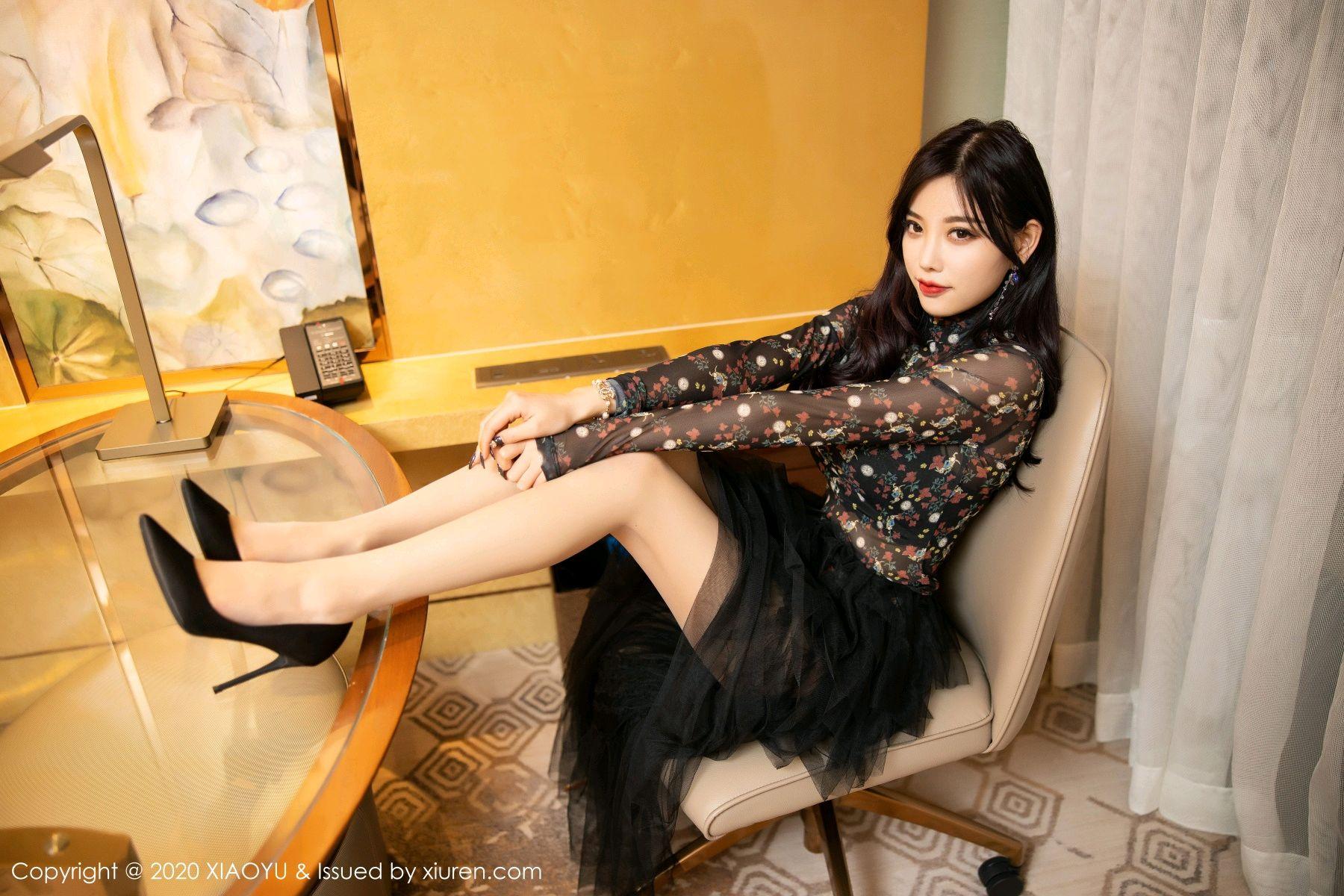 [XiaoYu] Vol.289 Yang Chen Chen 25P, Underwear, XiaoYu, Yang Chen Chen