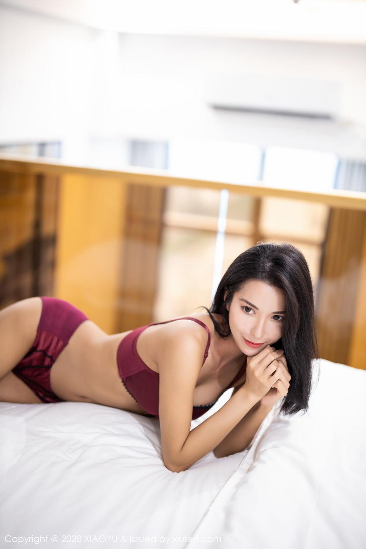 [XiaoYu] Vol.294 Carry 37P, Chen Liang Ling, Cheongsam, Tall, Temperament, Underwear, XiaoYu
