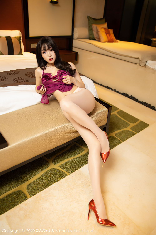 [XiaoYu] Vol.295 Zhi Zhi Booty 10P, Chen Zhi, Tall, Underwear, XiaoYu