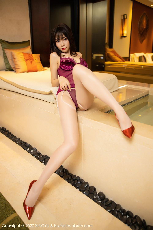 [XiaoYu] Vol.295 Zhi Zhi Booty 20P, Chen Zhi, Tall, Underwear, XiaoYu