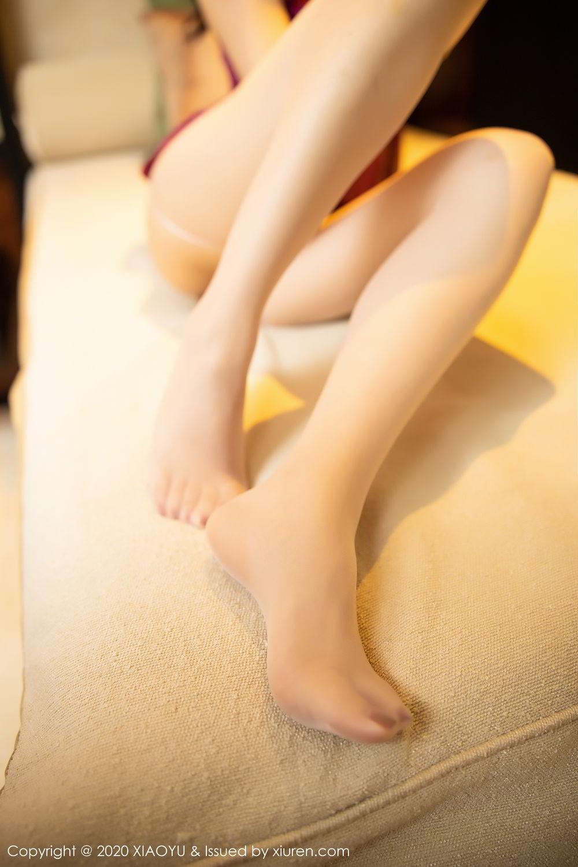 [XiaoYu] Vol.295 Zhi Zhi Booty 28P, Chen Zhi, Tall, Underwear, XiaoYu