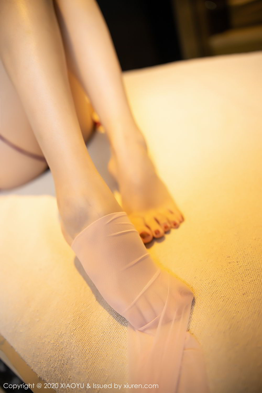[XiaoYu] Vol.295 Zhi Zhi Booty 50P, Chen Zhi, Tall, Underwear, XiaoYu