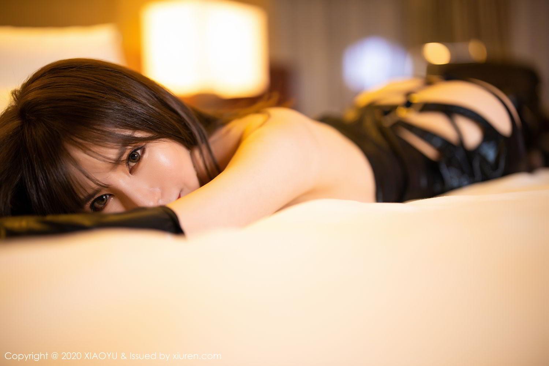 [XiaoYu] Vol.297 Xia Xiao Wei 39P, Black Silk, Tall, Xia Xi Zi, XiaoYu