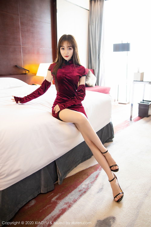 [XiaoYu] Vol.298 Yuner Claire 10P, Tall, Underwear, XiaoYu, Yuner Claire