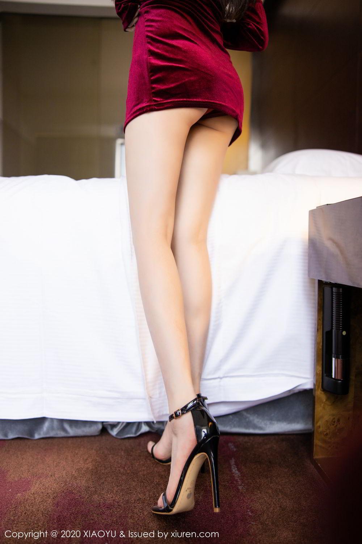 [XiaoYu] Vol.298 Yuner Claire 14P, Tall, Underwear, XiaoYu, Yuner Claire