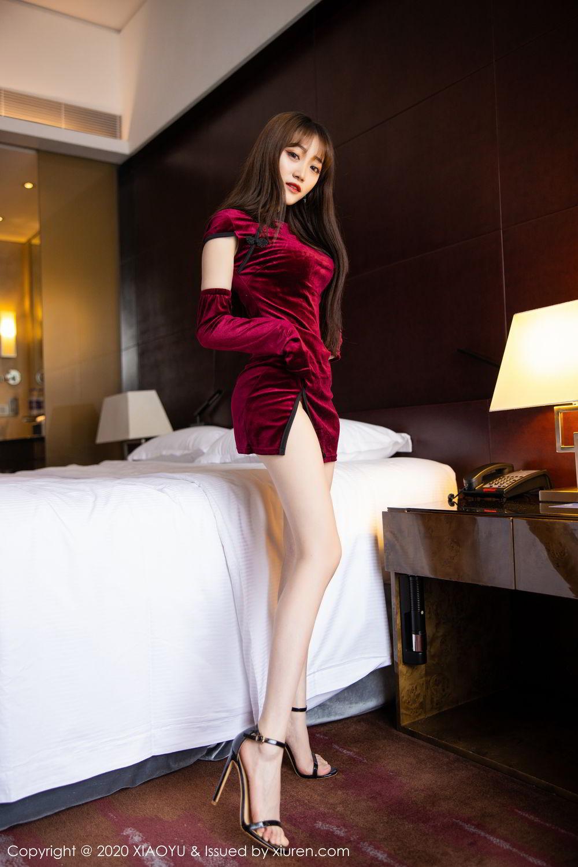 [XiaoYu] Vol.298 Yuner Claire 15P, Tall, Underwear, XiaoYu, Yuner Claire