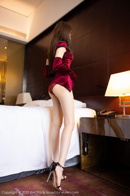 [XiaoYu] Vol.298 Yuner Claire 16P, Tall, Underwear, XiaoYu, Yuner Claire