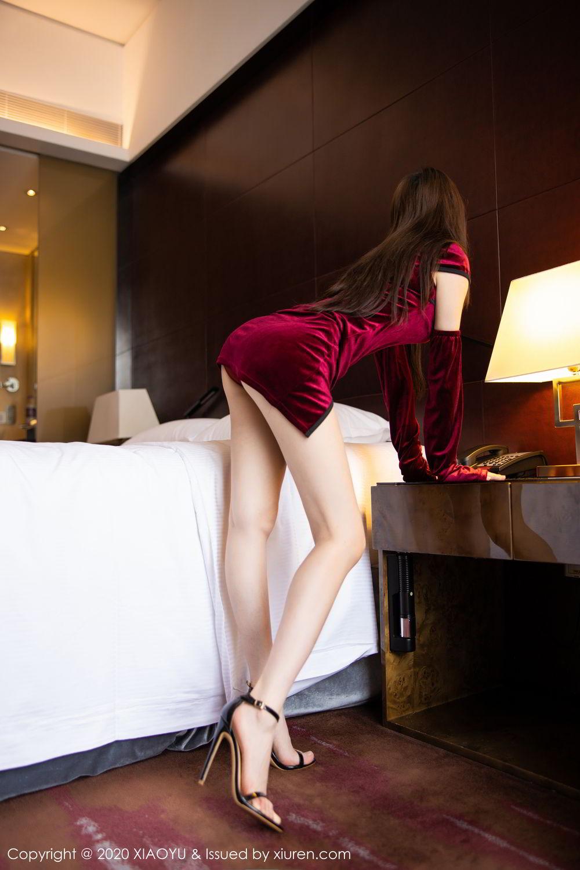 [XiaoYu] Vol.298 Yuner Claire 17P, Tall, Underwear, XiaoYu, Yuner Claire