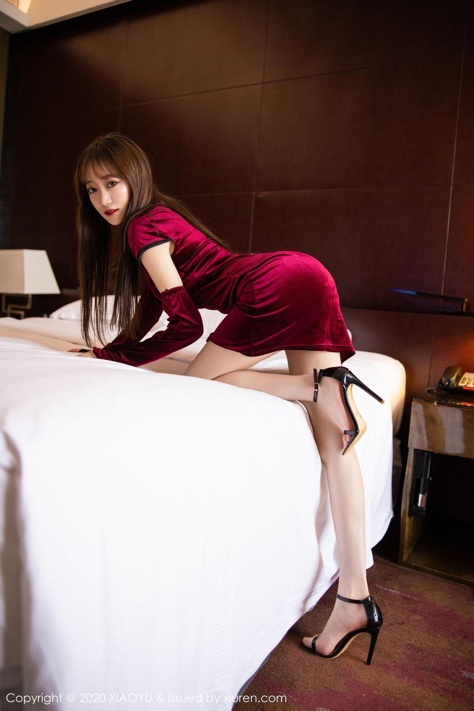 [XiaoYu] Vol.298 Yuner Claire 20P, Tall, Underwear, XiaoYu, Yuner Claire