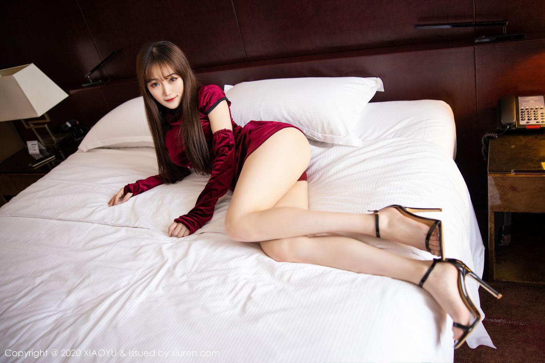 [XiaoYu] Vol.298 Yuner Claire 30P, Tall, Underwear, XiaoYu, Yuner Claire