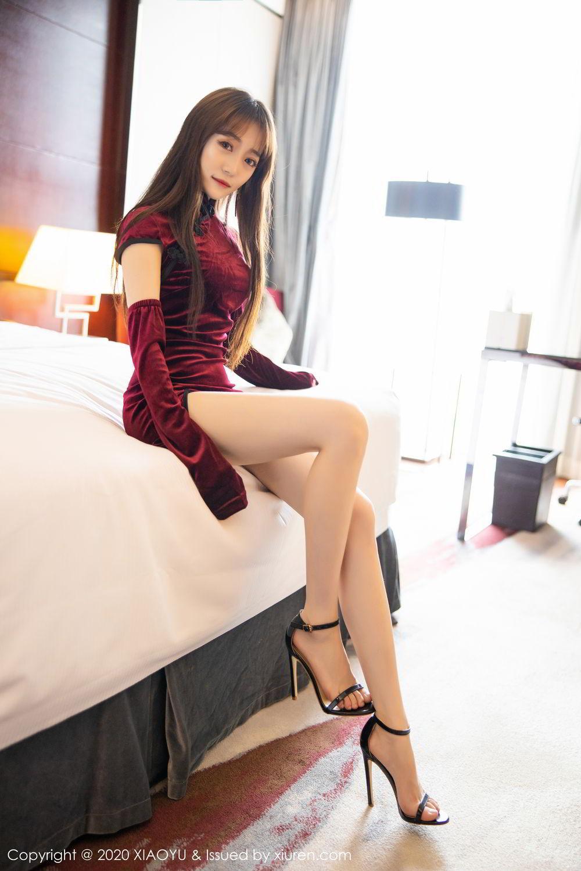 [XiaoYu] Vol.298 Yuner Claire 6P, Tall, Underwear, XiaoYu, Yuner Claire