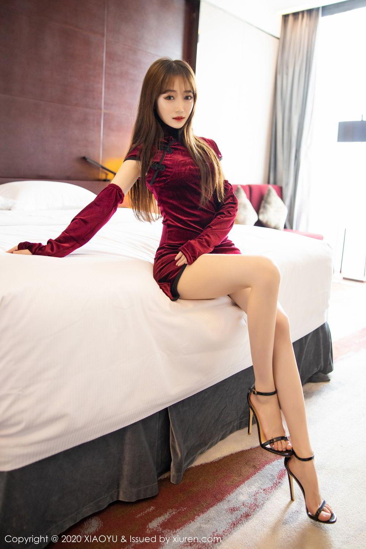 [XiaoYu] Vol.298 Yuner Claire 7P, Tall, Underwear, XiaoYu, Yuner Claire