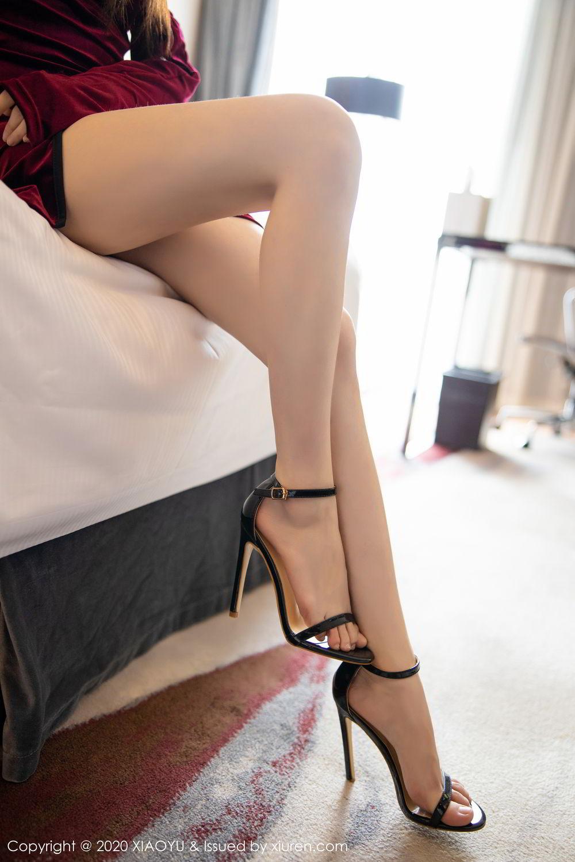 [XiaoYu] Vol.298 Yuner Claire 8P, Tall, Underwear, XiaoYu, Yuner Claire
