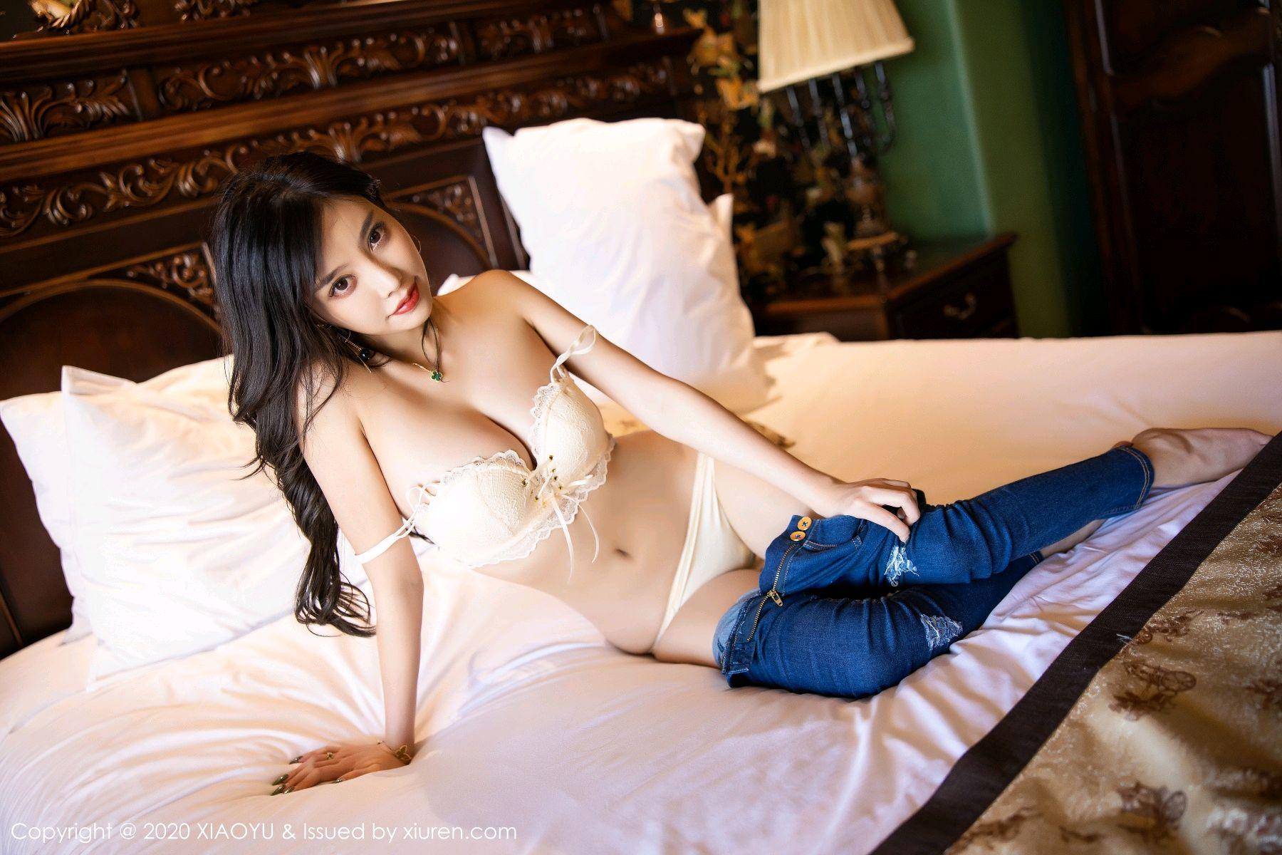 [XiaoYu] Vol.300 Yang Chen Chen 16P, Underwear, XiaoYu, Yang Chen Chen