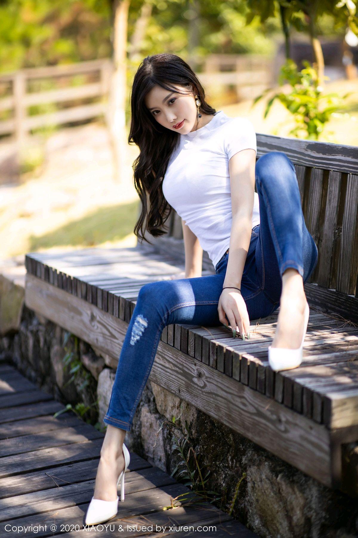 [XiaoYu] Vol.300 Yang Chen Chen 1P, Underwear, XiaoYu, Yang Chen Chen
