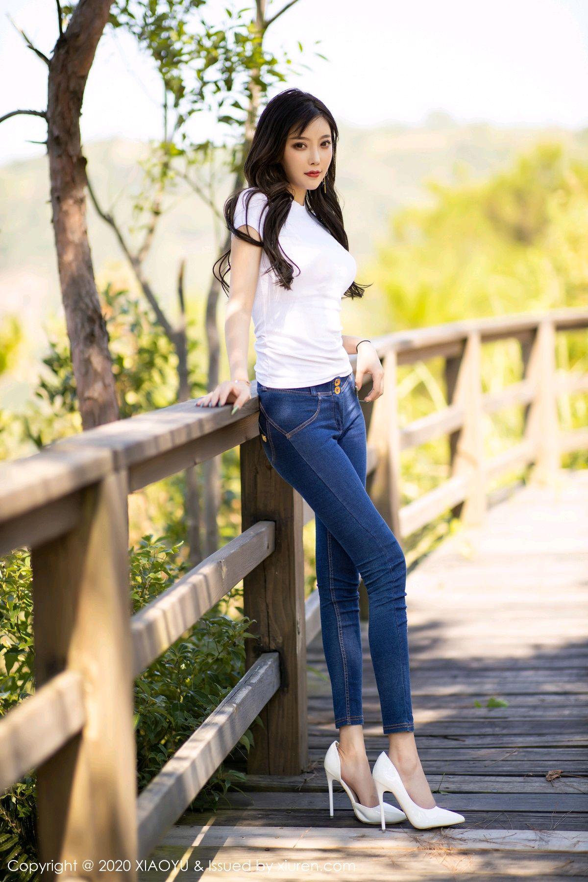 [XiaoYu] Vol.300 Yang Chen Chen 5P, Underwear, XiaoYu, Yang Chen Chen