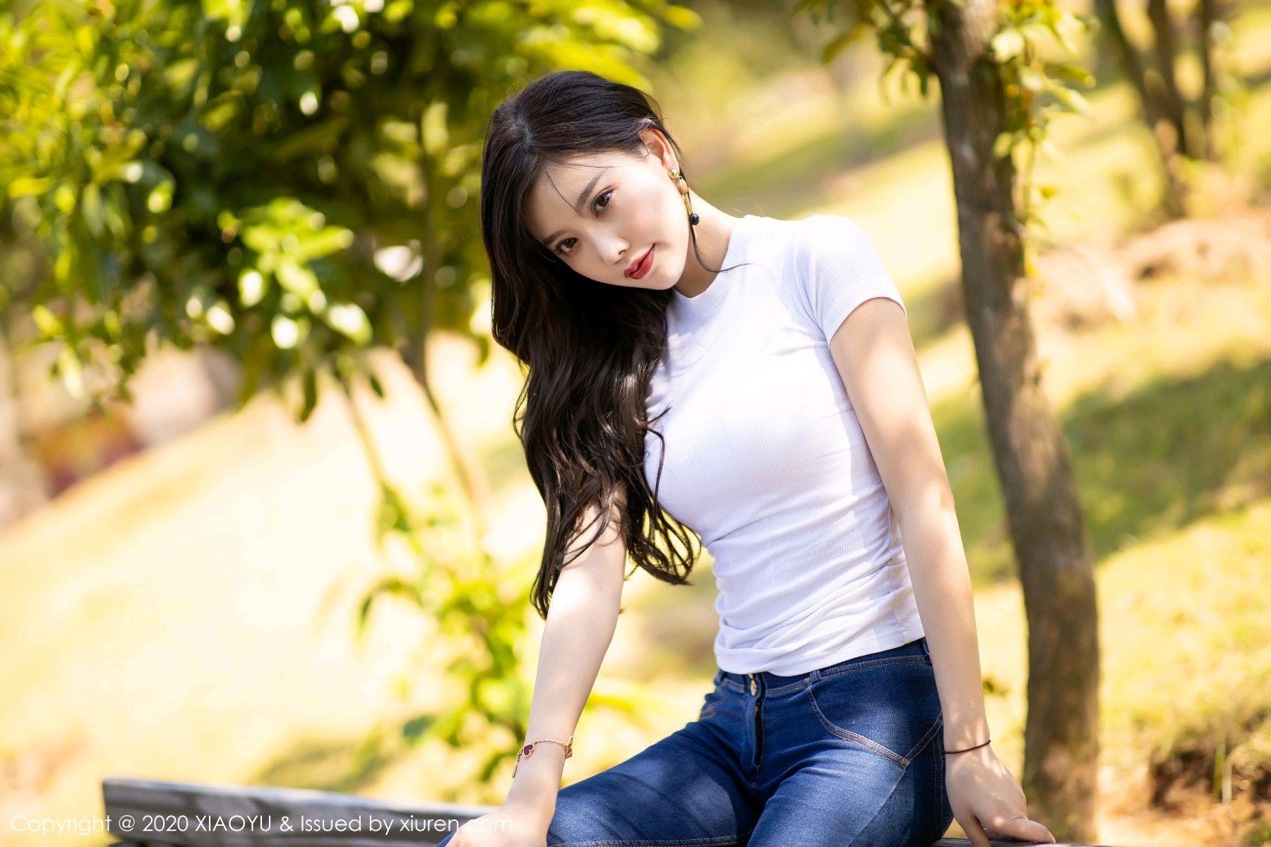 [XiaoYu] Vol.300 Yang Chen Chen 6P, Underwear, XiaoYu, Yang Chen Chen