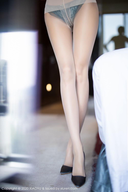 [XiaoYu] Vol.304 Carry 38P, Chen Liang Ling, Cheongsam, Tall, Temperament, Underwear, XiaoYu