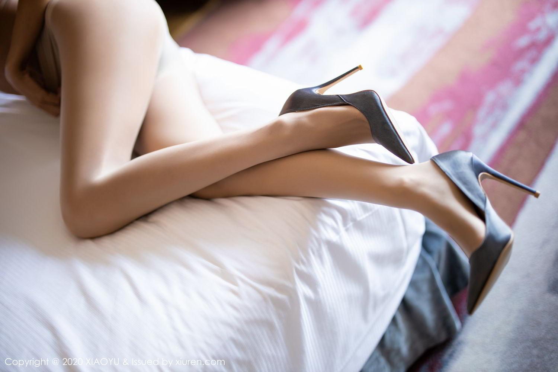[XiaoYu] Vol.304 Carry 41P, Chen Liang Ling, Cheongsam, Tall, Temperament, Underwear, XiaoYu