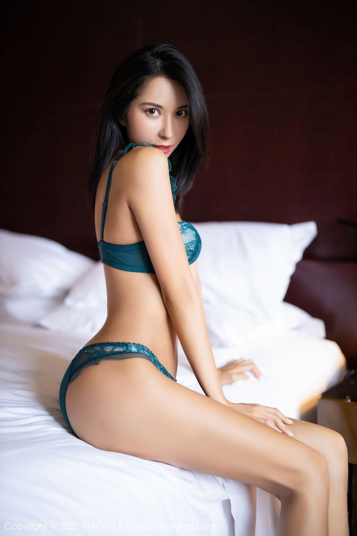 [XiaoYu] Vol.304 Carry 64P, Chen Liang Ling, Cheongsam, Tall, Temperament, Underwear, XiaoYu