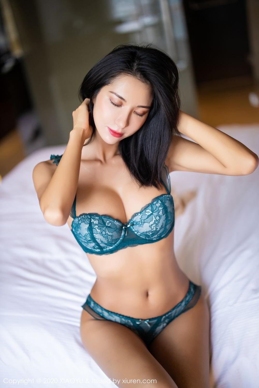 [XiaoYu] Vol.304 Carry 65P, Chen Liang Ling, Cheongsam, Tall, Temperament, Underwear, XiaoYu