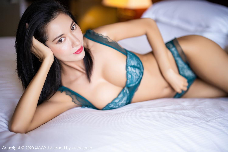 [XiaoYu] Vol.304 Carry 66P, Chen Liang Ling, Cheongsam, Tall, Temperament, Underwear, XiaoYu
