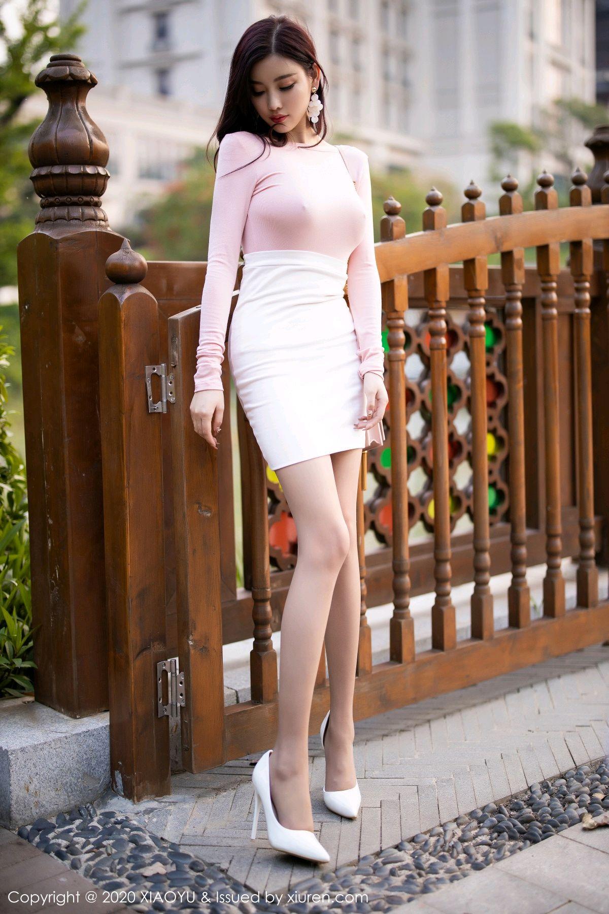[XiaoYu] Vol.310 Yang Chen Chen 11P, Street, XiaoYu, Yang Chen Chen