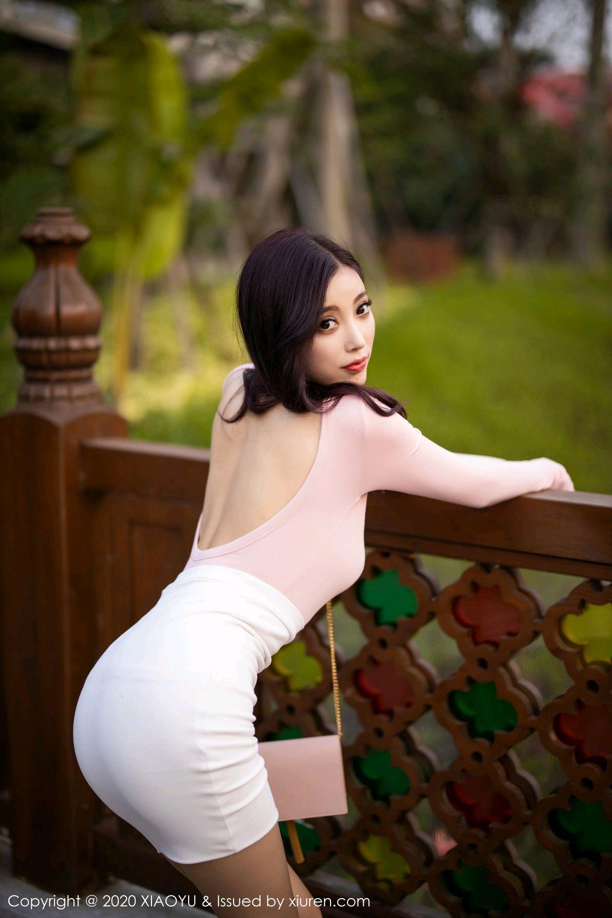 [XiaoYu] Vol.310 Yang Chen Chen 31P, Street, XiaoYu, Yang Chen Chen