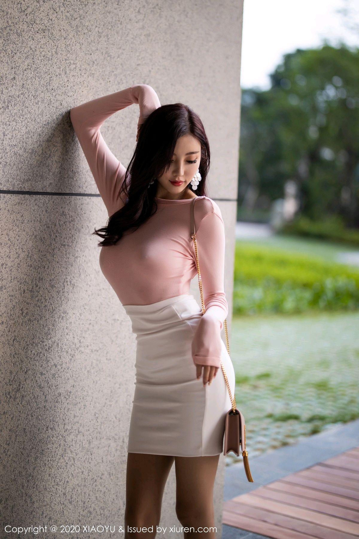 [XiaoYu] Vol.310 Yang Chen Chen 44P, Street, XiaoYu, Yang Chen Chen