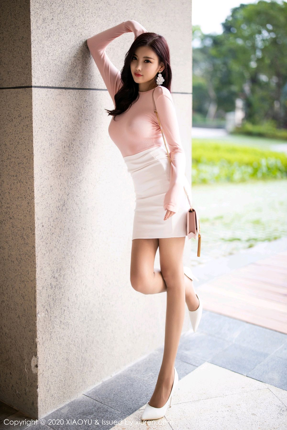 [XiaoYu] Vol.310 Yang Chen Chen 45P, Street, XiaoYu, Yang Chen Chen