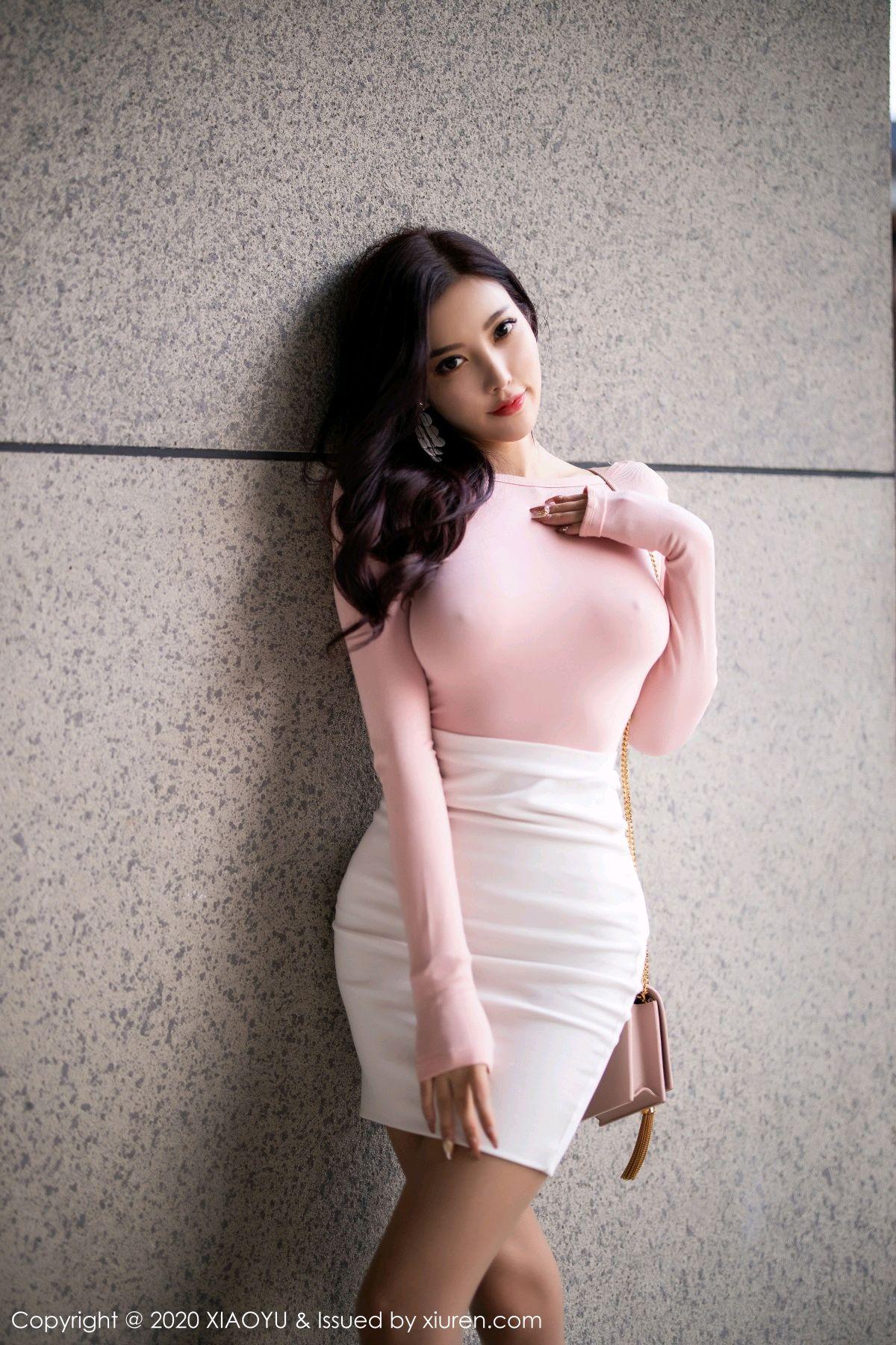 [XiaoYu] Vol.310 Yang Chen Chen 54P, Street, XiaoYu, Yang Chen Chen