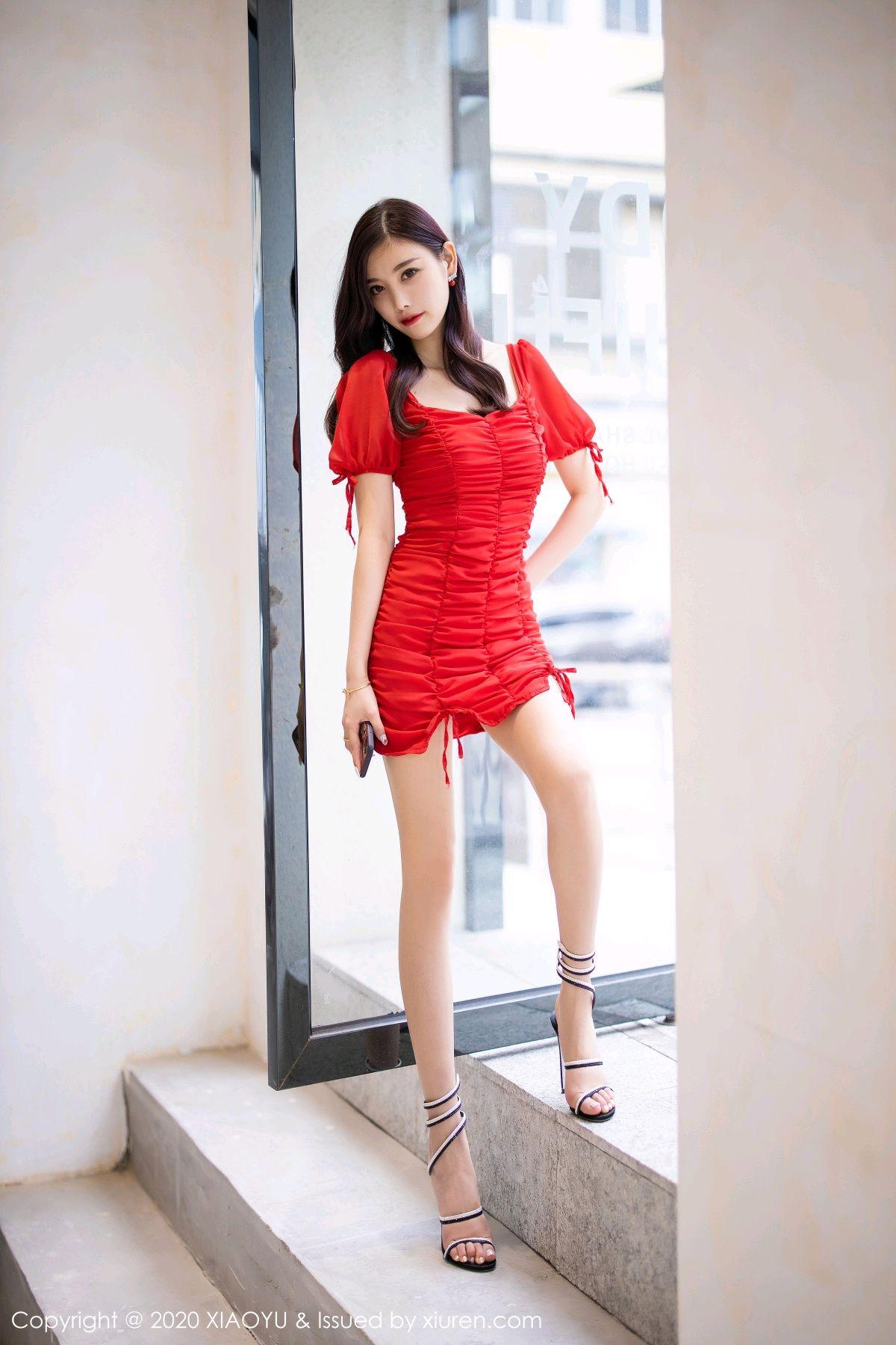 [XiaoYu] Vol.326 Yang Chen Chen 2P, Tall, XiaoYu, Yang Chen Chen