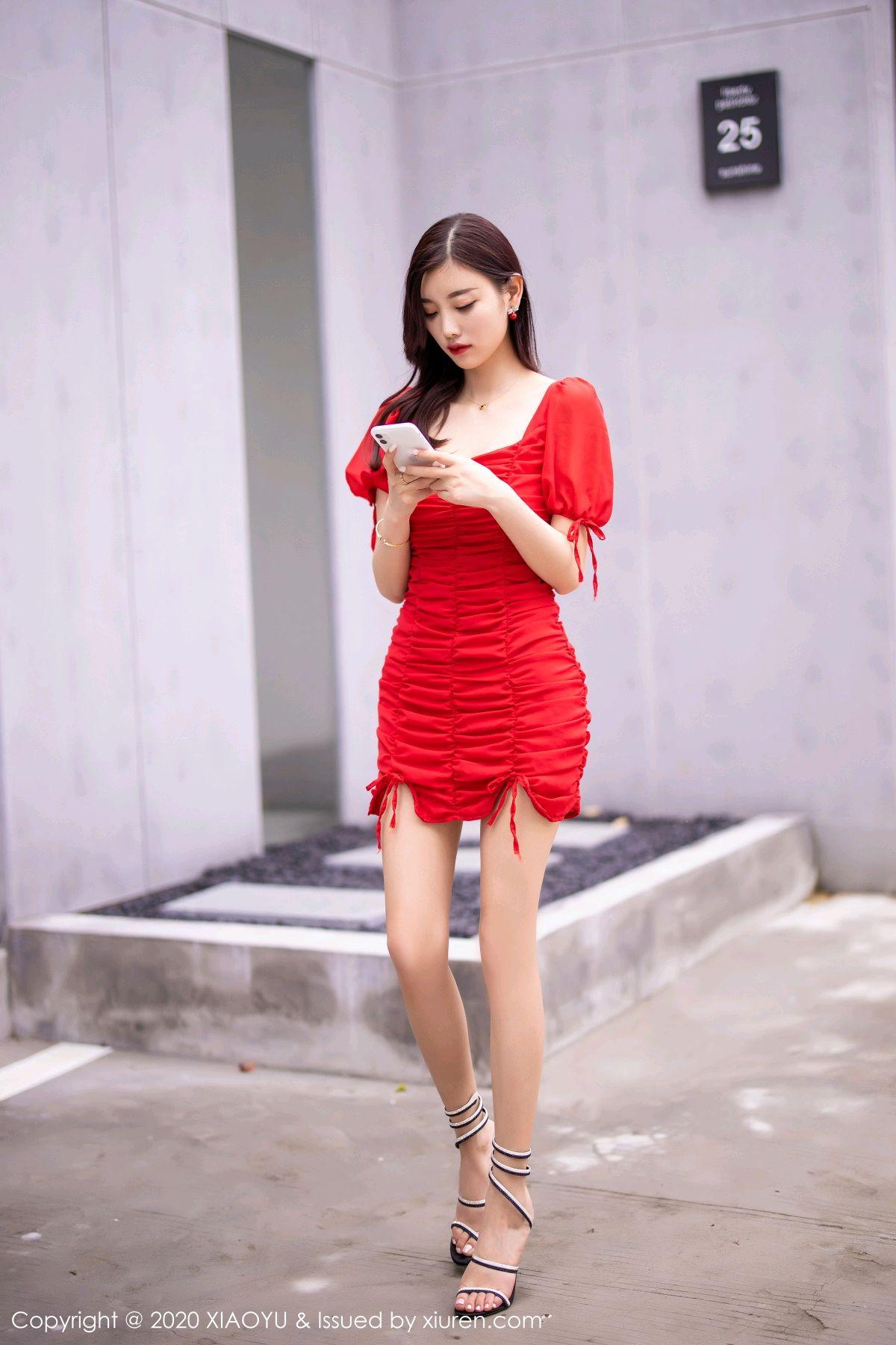 [XiaoYu] Vol.326 Yang Chen Chen 55P, Tall, XiaoYu, Yang Chen Chen