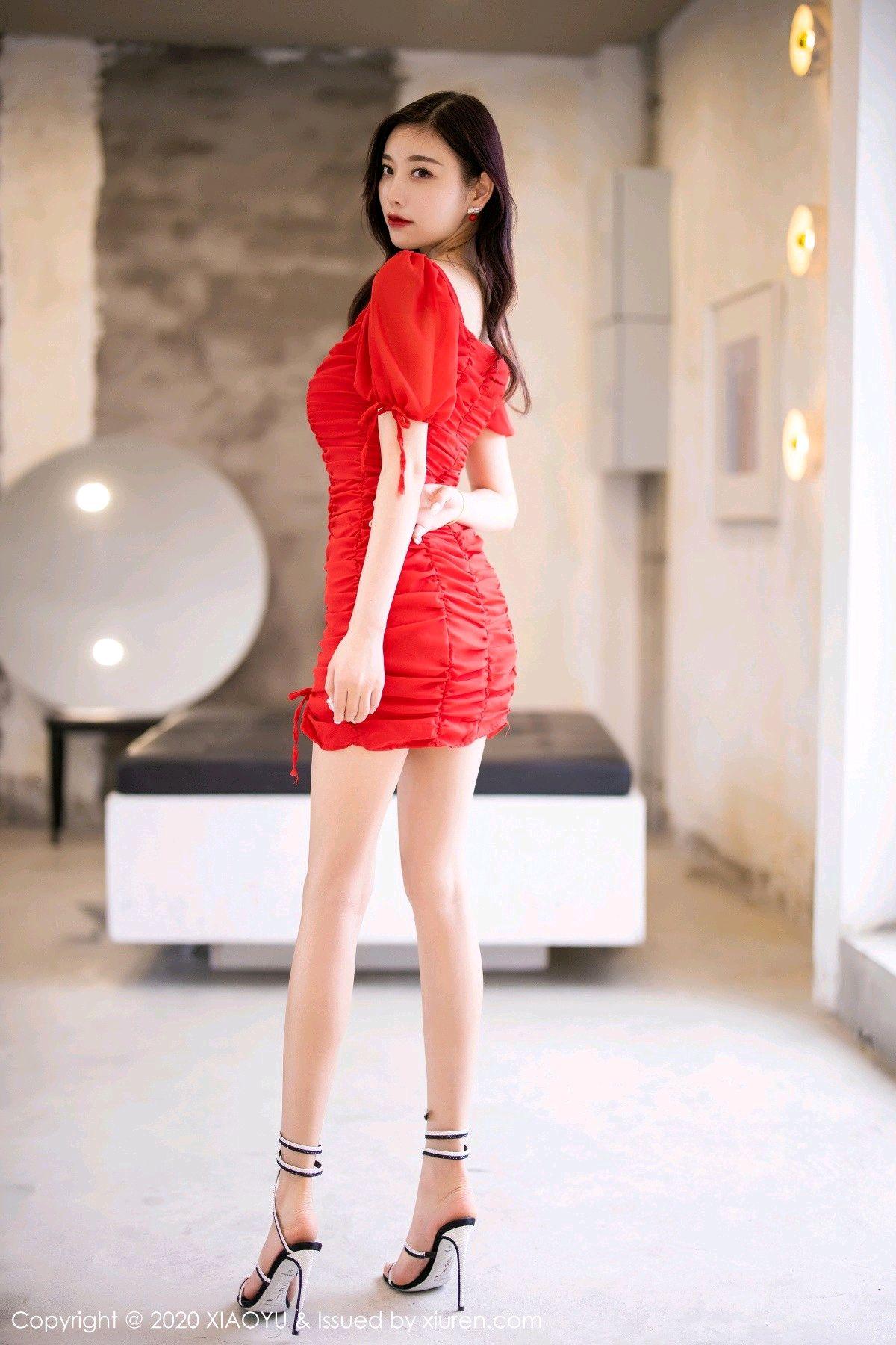 [XiaoYu] Vol.326 Yang Chen Chen 8P, Tall, XiaoYu, Yang Chen Chen