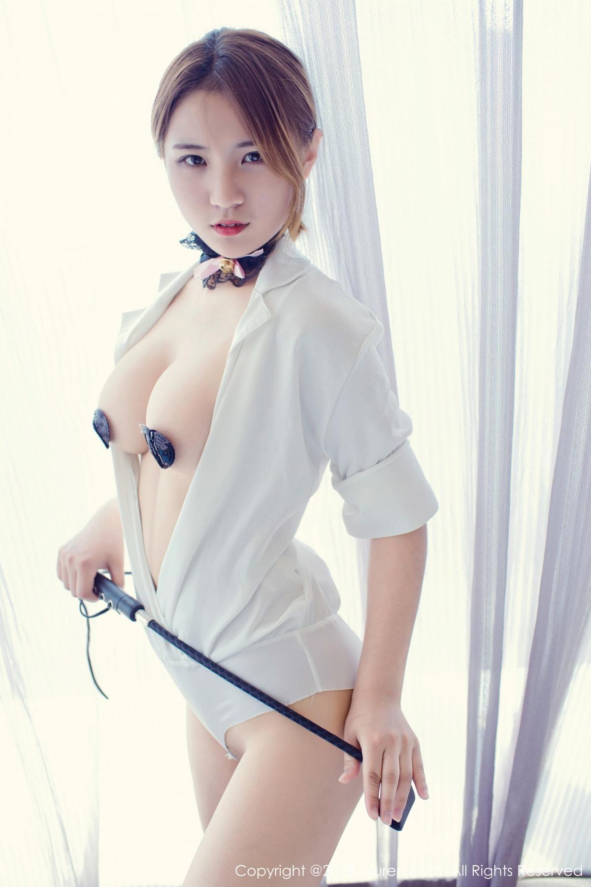 [XiuRen] Vol.1166 Jiu Jiu Aimee 16P, Jiu Jiu Aimee, Stewardess, Xiuren