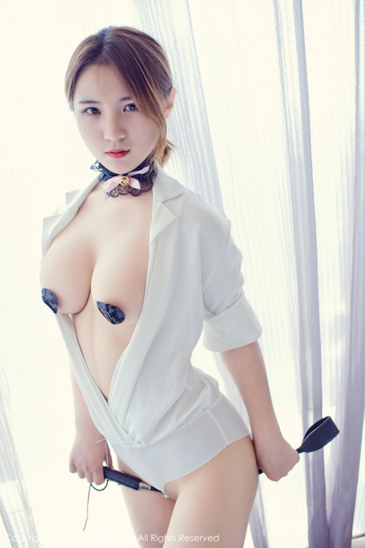 [XiuRen] Vol.1166 Jiu Jiu Aimee 18P, Jiu Jiu Aimee, Stewardess, Xiuren