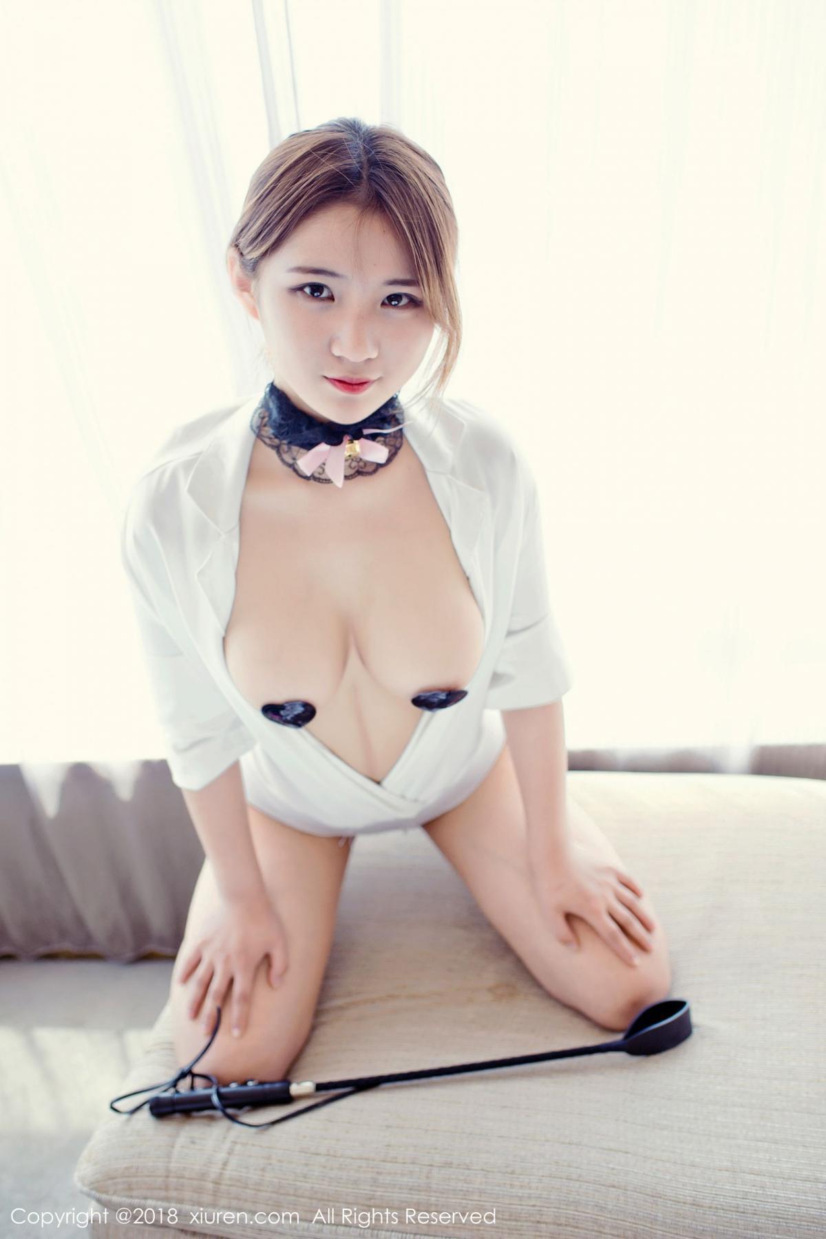[XiuRen] Vol.1166 Jiu Jiu Aimee 25P, Jiu Jiu Aimee, Stewardess, Xiuren