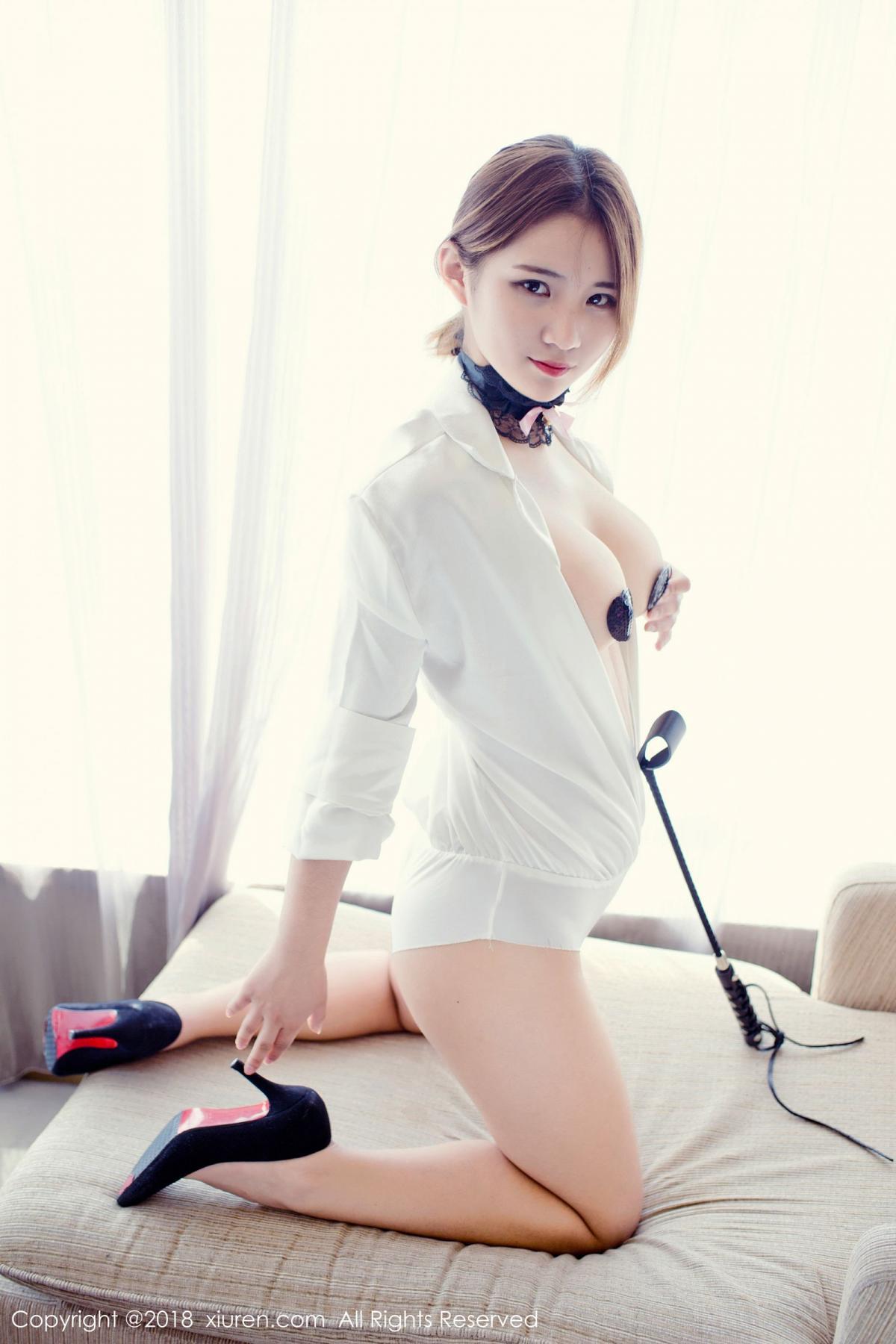 [XiuRen] Vol.1166 Jiu Jiu Aimee 32P, Jiu Jiu Aimee, Stewardess, Xiuren