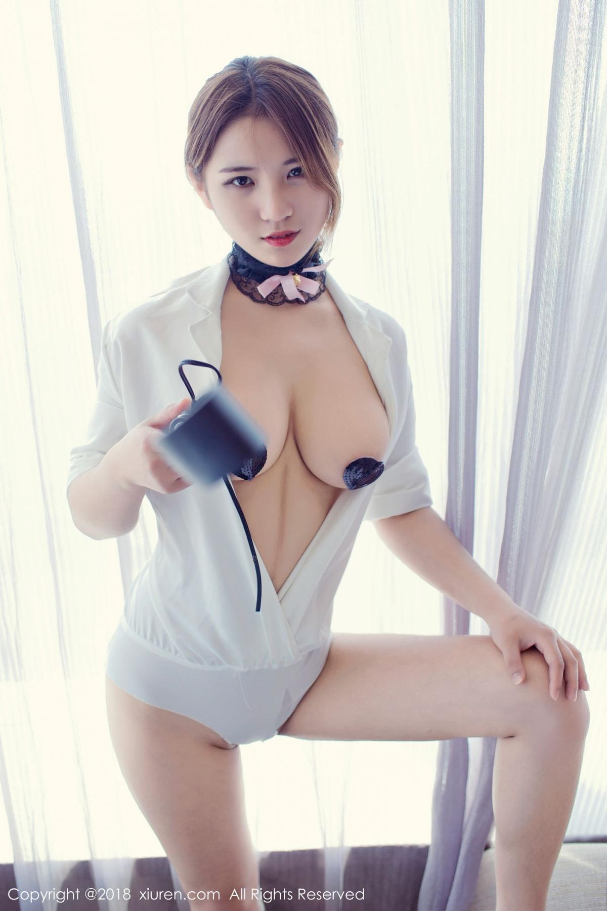 [XiuRen] Vol.1166 Jiu Jiu Aimee 6P, Jiu Jiu Aimee, Stewardess, Xiuren