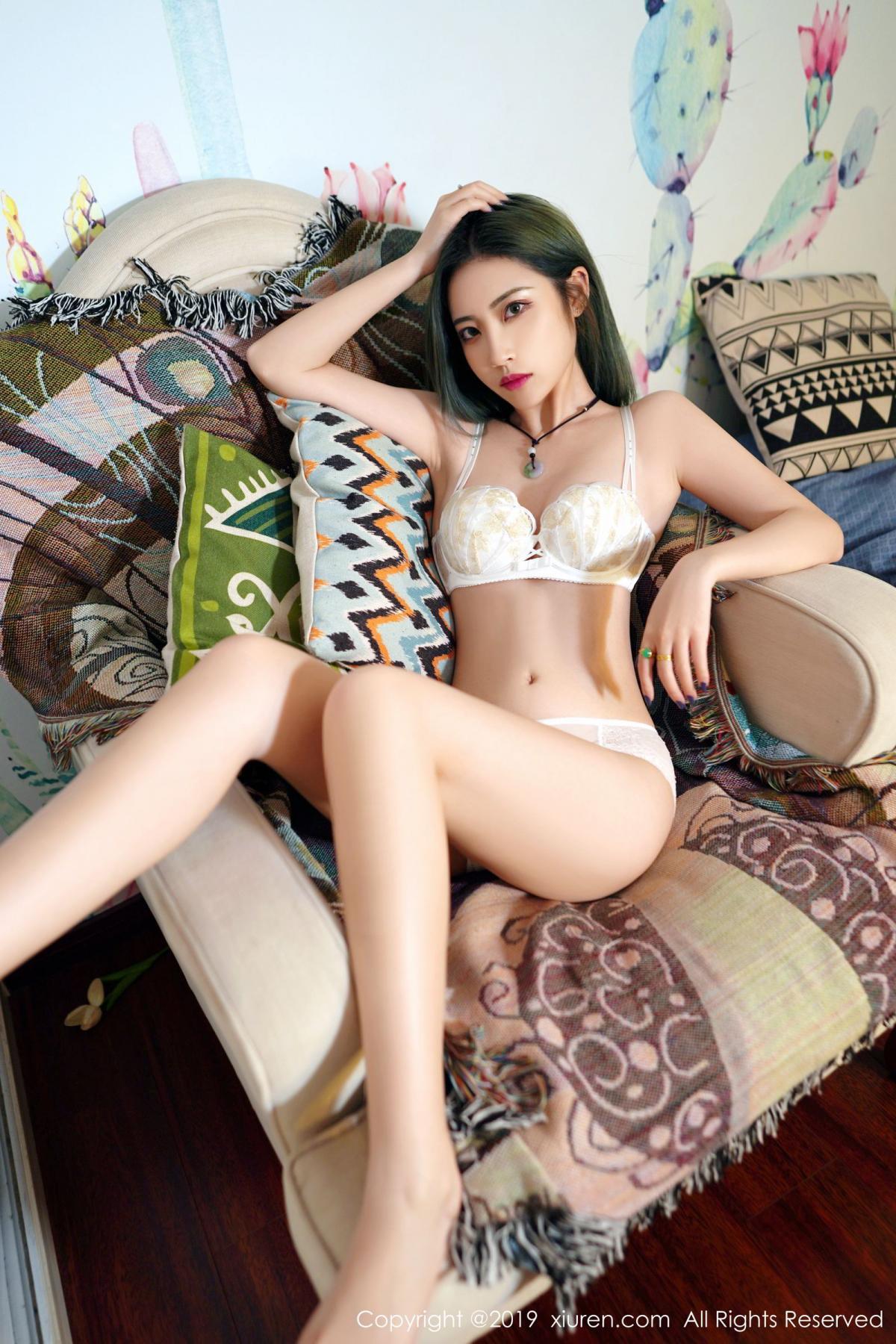 [XiuRen] Vol.1474 Jia Shi Han 37P, Jia Shi Han, Non Mainstream, Underwear, Xiuren