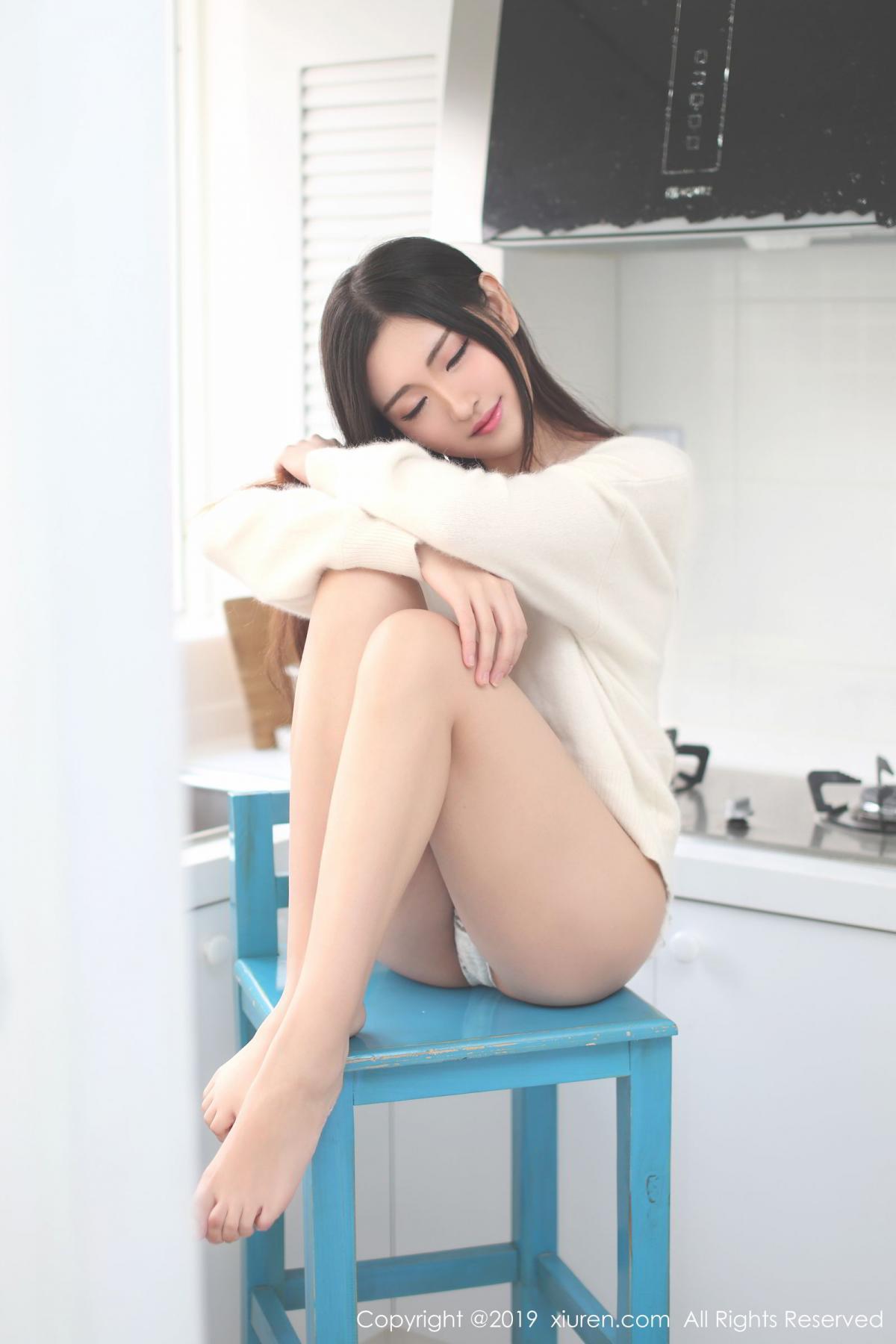 [XiuRen] Vol.1480 Shen Meng Yao 16P, Shen Meng Yao, Tall, Uniform, Xiuren